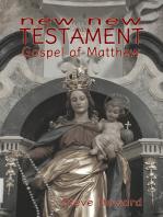 New New Testament Gospel of Matthew