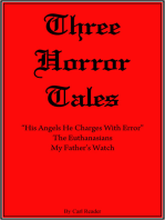 Three Horror Tales