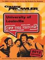 University of Louisville 2012