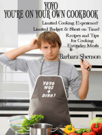 You're On Your Own Cookbook YOYO WUZ4DINA?