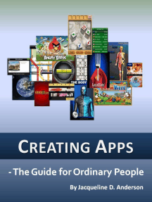 Creating Apps: The Guide for Ordinary People