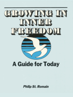 Growing in Inner Freedom
