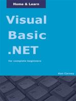 Visual Basic .NET for complete beginners
