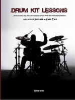 Drum Kit Lessons (Advanced Part Two)