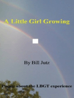 A Little Girl Growing