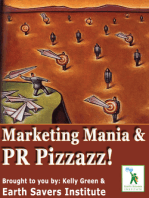 Marketing Mania & PR Pizzazz!