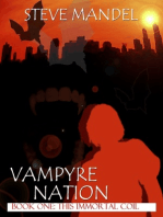 Vampyre Nation Book One