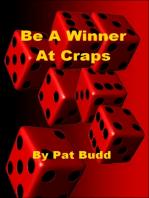 Be A Winner At Craps