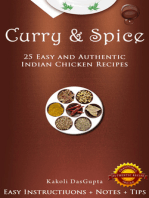 Curry And Spice