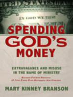 Spending God's Money