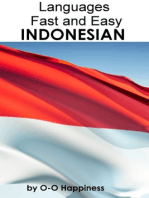 Languages Fast and Easy ~ Indonesian