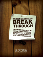 Parson Campbell's Breakthrough