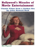 Hollywood's Miracles of Movie Entertainment: Classic Films from a Golden Era