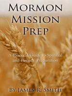 Mormon Mission Prep