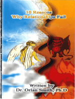 10 Reasons Why Relationships Fail