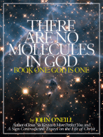 There Are No Molecules in God