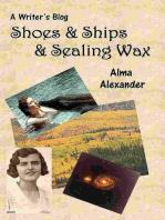 Shoes & Ships & Sealing Wax