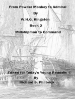 From Powder Monkey to Admiral (Book 2)