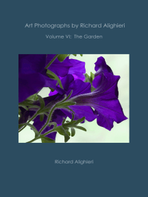Art Photographs by Richard Alighieri: Volume VI - The Garden