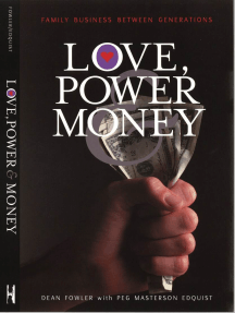 Love, Power and Money