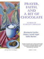 Prayer, Faith, And A Bit Of Chocolate