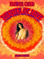 Flower Child in the Summer of Love