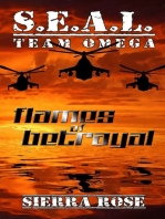 S.E.A.L. Team Omega: Flames of Betrayal