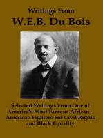 Writings From WEB DuBois