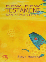 New New Testament More of Paul's Letters