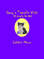Gary's Temple Visit