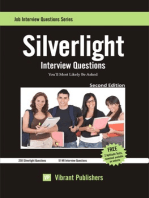 Silverlight Interview Questions You'll Most Likely Be Asked