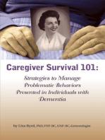 Caregiver Survival 101