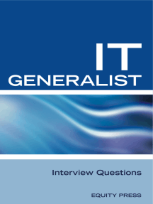 Information Technology Project Management Interview Questions: IT Project Management and Project Management Interview Questions, Answers, and Explanations