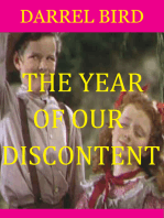 The Year Of Our Discontent