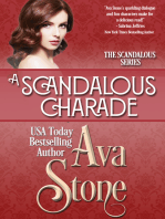 A Scandalous Charade (Regency Romance, Book 2)