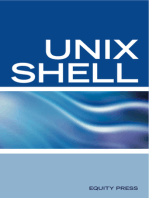 UNIX Shell Scripting Interview Questions, Answers, and Explanations