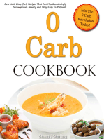 0 Carb Cookbook