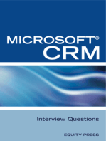 Microsoft® CRM Interview Questions