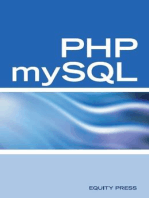 PHP mySQL Web Programming Interview Questions, Answers, and Explanations