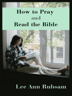 How to Pray and Read the Bible