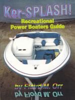 Ker-SPLASH! Recreational Power Boaters Guide