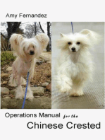 Operations Manual for the Chinese Crested (2nd Edition)
