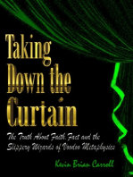 Taking Down The Curtain