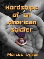 Hardships of an American Soldier