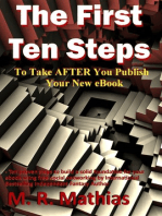 The First Ten Steps