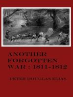 Another Forgotten War