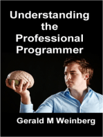 Understanding the Professional Programmer