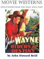 MOVIE WESTERNS Hollywood Films the Wild, Wild West