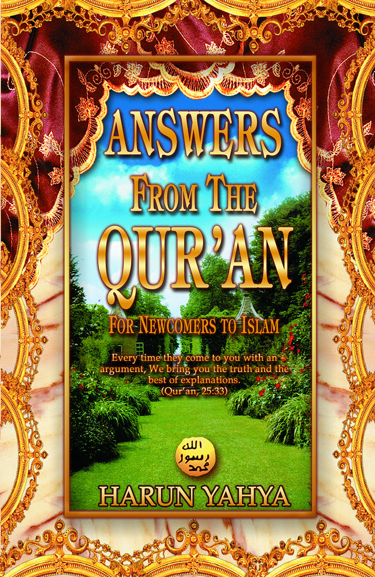 Read Answers from the Qur'an Online by Harun Yahya   Books