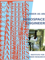 Career as an Aerospace Engineer